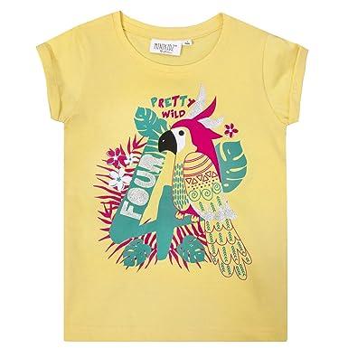 83ef45b7 Minikidz Childrens/Boys/Girls Birthday/I Am/Age Number T-Shirt/1 2 3 4 5 6  Year (4 Years Girl): Amazon.co.uk: Clothing