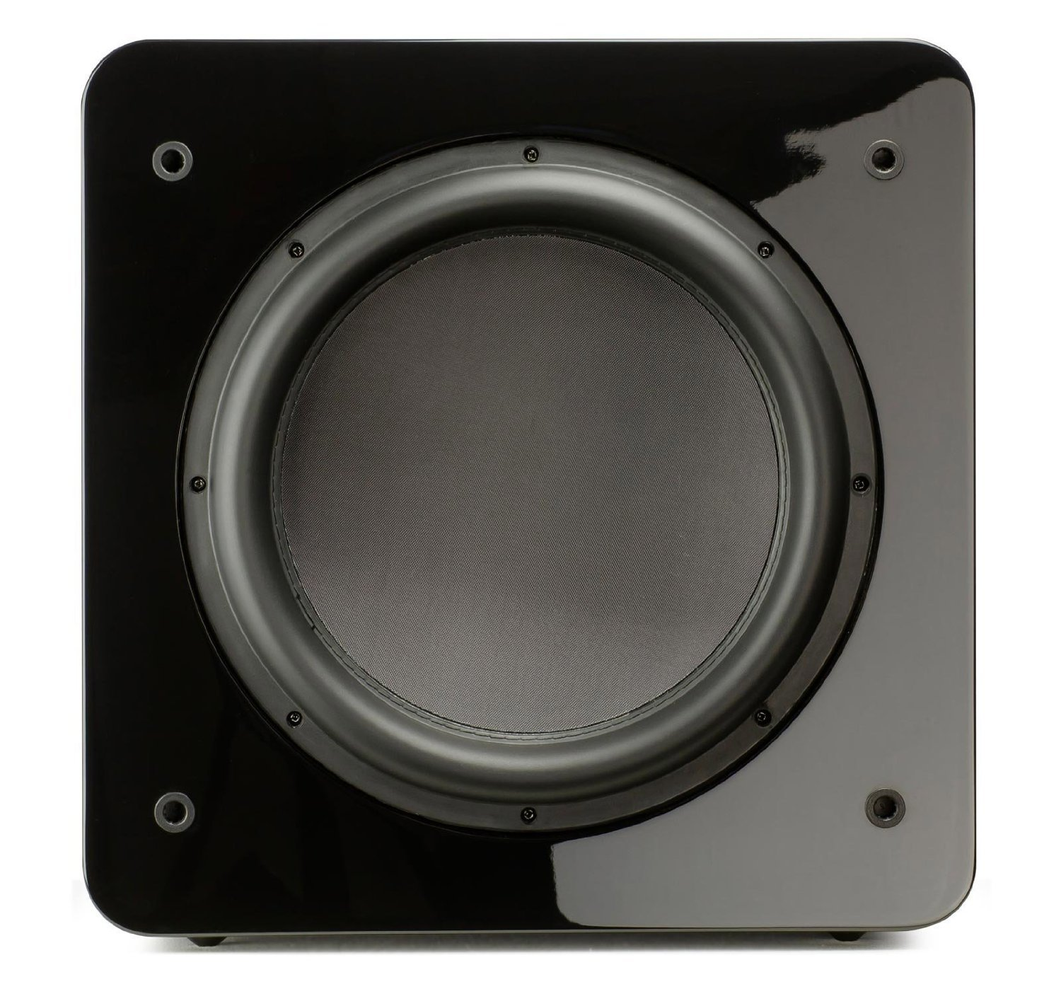 SVS SB13-Ultra 1000 Watt DSP Controlled 13'' Compact Sealed Subwoofer (Piano Gloss Black) by SVS