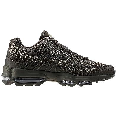5c70329ced ... Nike Air Max 95 Ultra Jacquard Mens Trainers Khaki - 7 UK: Amazon.co ...