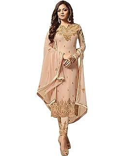 ed0dc7f110d5 Amazon.com: Delisa Indian/Pakistani Fashion Dresses for Women K3 ...