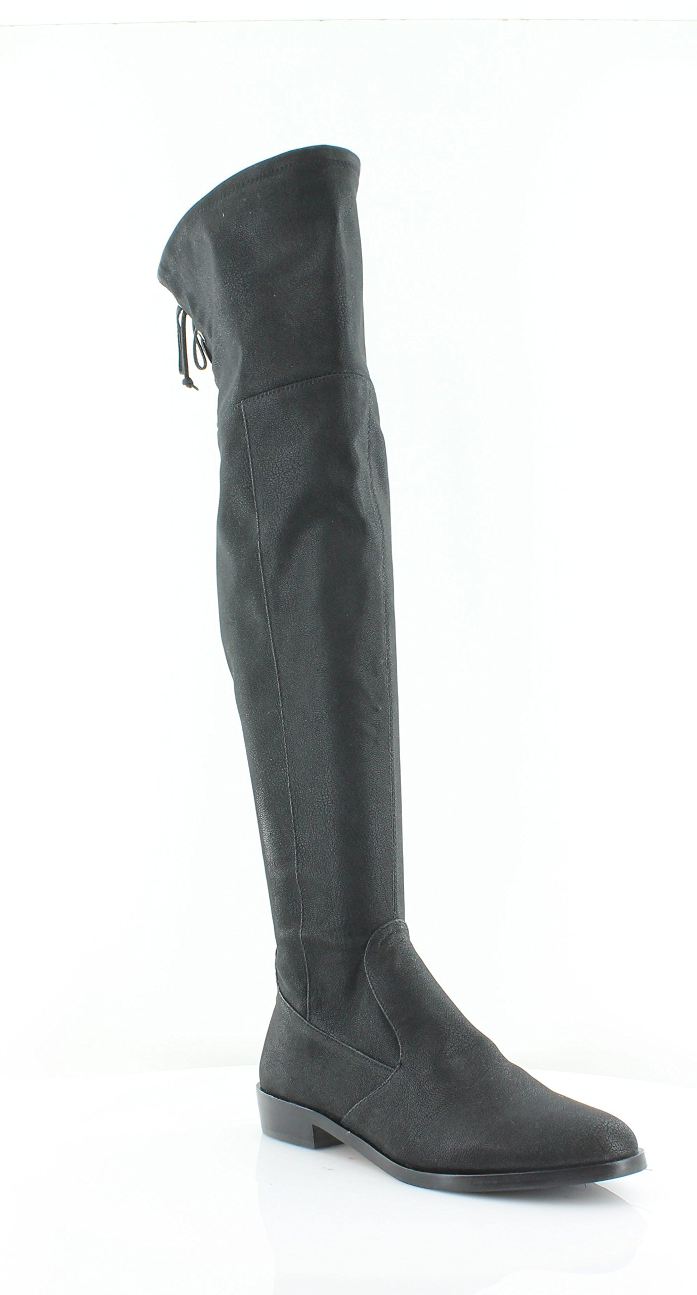 Vince Camuto Crisintha Women US 7.5 Black Over The Knee Boot
