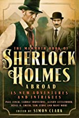 Mammoth Book Of Sherlock Holmes Abroad (Mammoth Books) Paperback