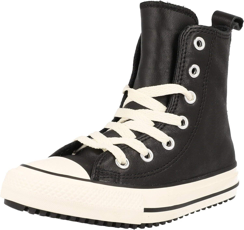 converse junior leather