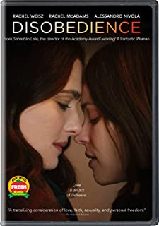 Book Cover: Disobedience