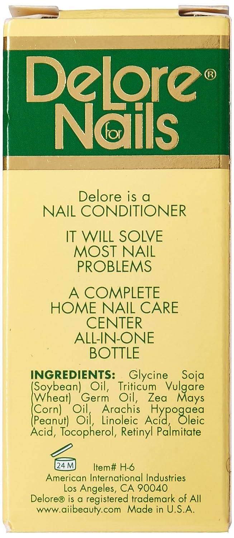Amazon.com : super nail Organic Nail Hardener : Nail Strengthening ...
