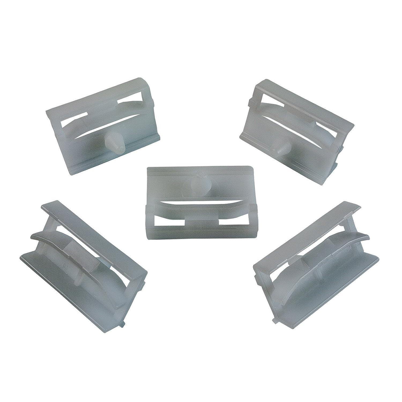 20 X porta soglia di fissaggio clip titolare | 51718184574 MYBA-S