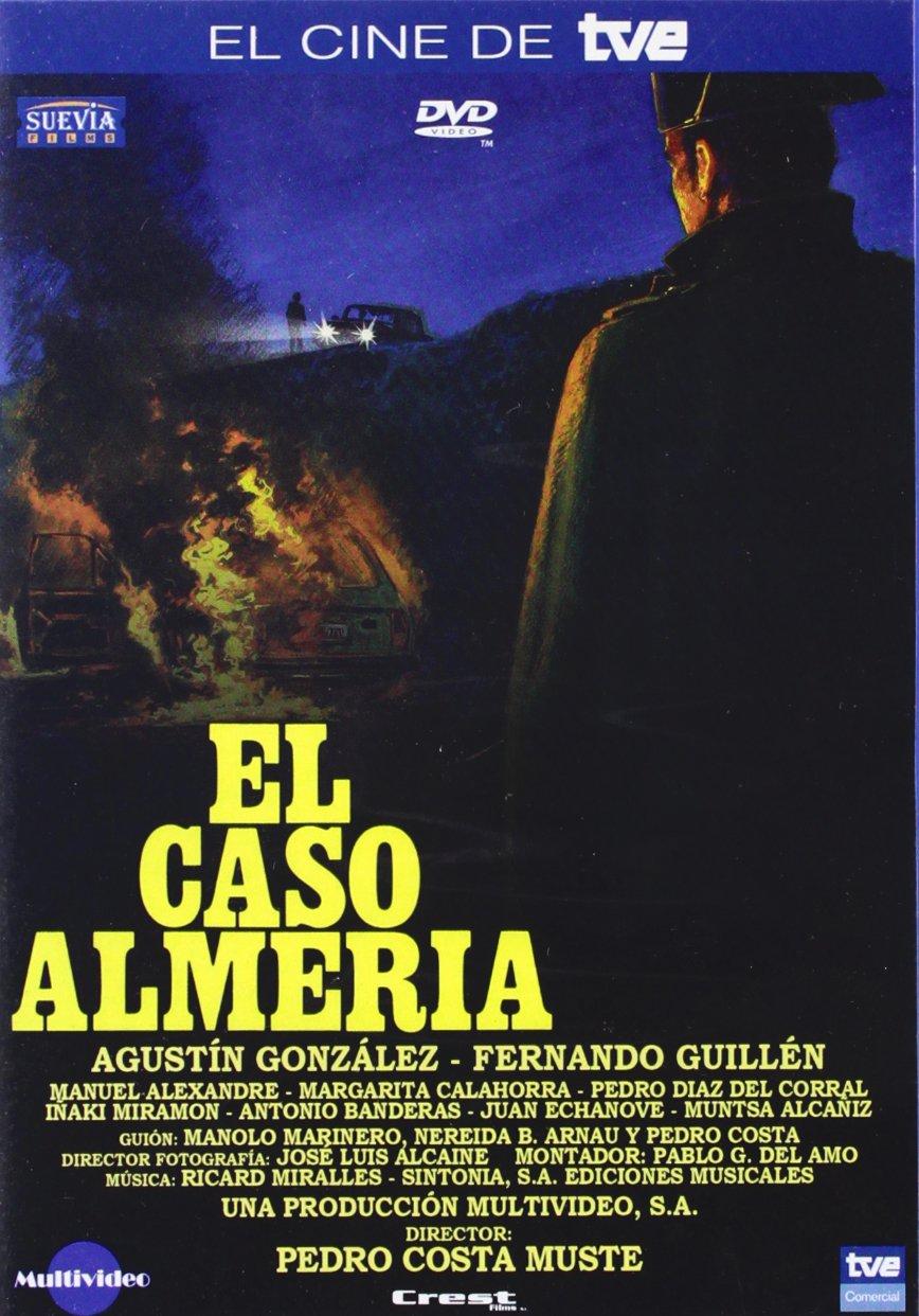 El Caso Almería [DVD]: Amazon.es: Agustin Gonzalez, Manuel ...