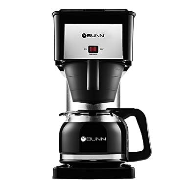 BUNN BX Speed Brew Classic 10-Cup Coffee Brewer, Black