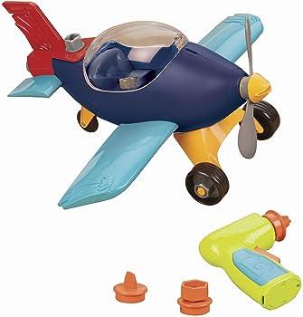 B. Take-Apart Airplane Toy Vehicle Playset