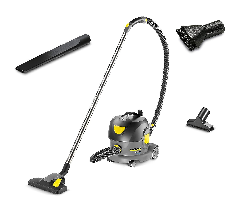 K/ärcher T 7//1/Eco gelb Drum Vacuum Cleaner 7L 750/W B schwarz grau