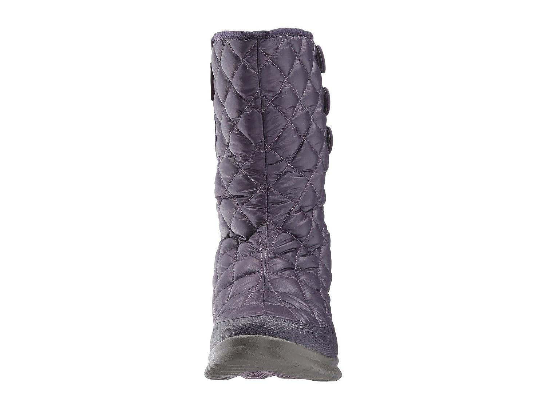 The North Face Womens Thermoball Button-up B01NCN42HI 5 B(M) US|Shiny Dark Eggplant Purple/Black Plum (Past Season)