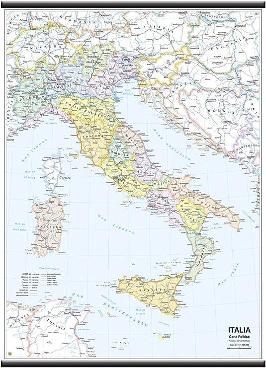 Italia Politica Cartina Muta.Produse Noi Calde Pantofi De Toamnă O Noua Sosire Cartina Italia Politica Con Capoluoghi E Province Amazon Cityadvertising Ro