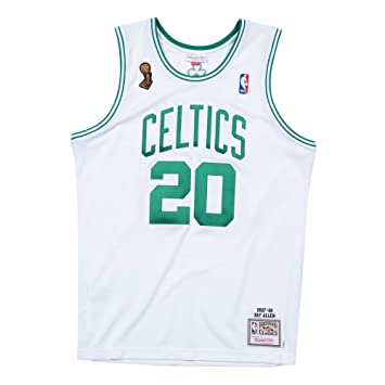 Mitchell & Ness BLU-Ray Todos # 20 Boston Celtics 2007 – 08 Authentic NBA