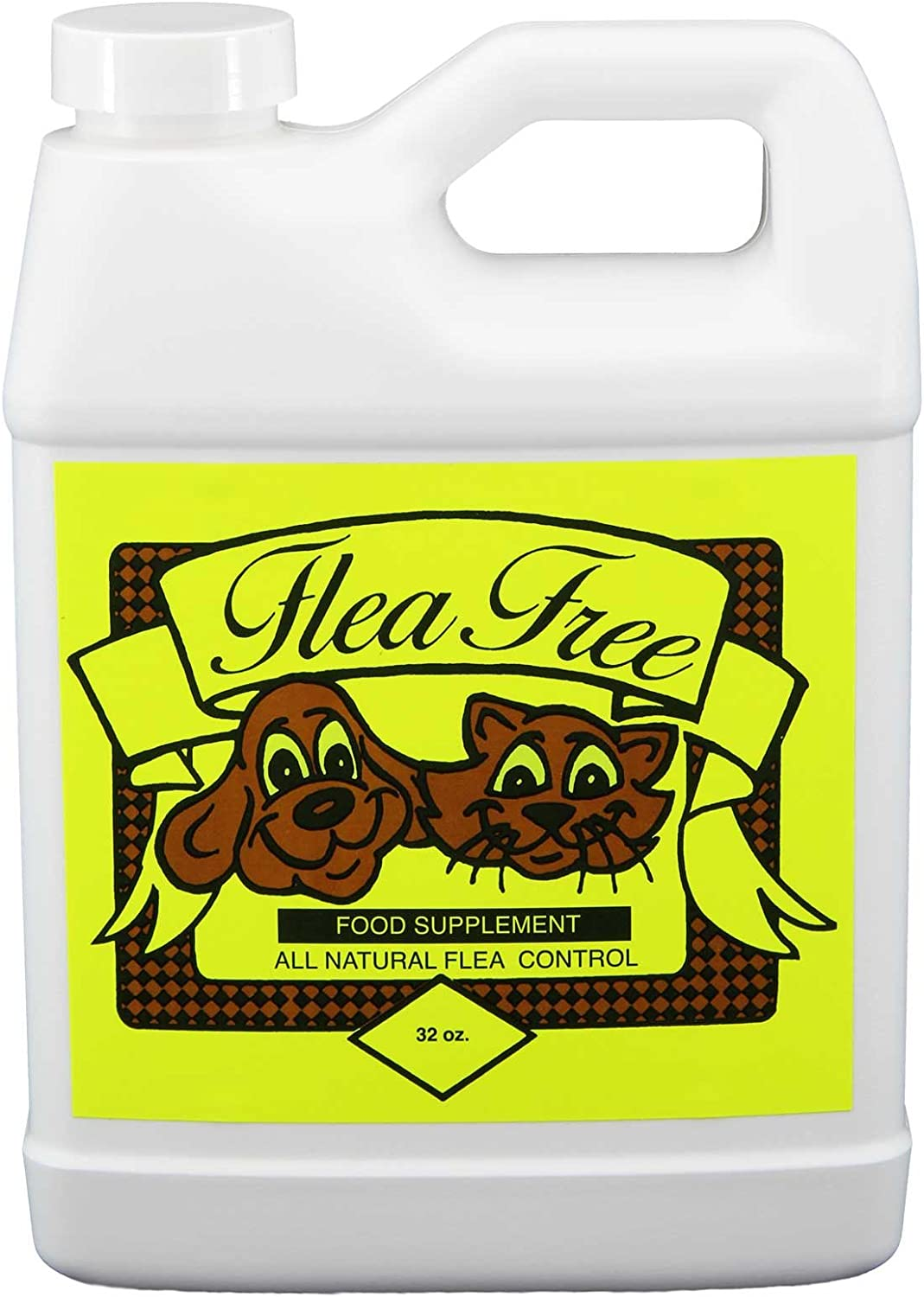 Natural Pet Products Flea Free Food Supplement