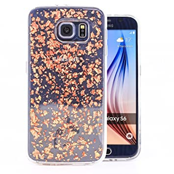 COOVY® Funda para Samsung Galaxy S6 SM-G920F SM-G920 Carcasa ...