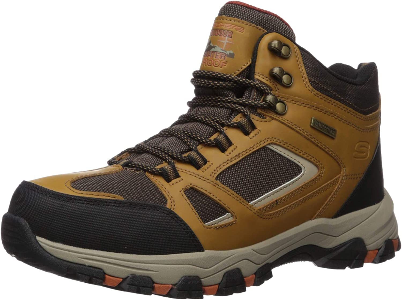 Skechers Men s Selmen-regram Lace Up Boot Hiking