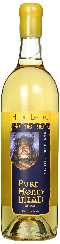 NV Hidden Legend Pure Honey Mead 750 mL
