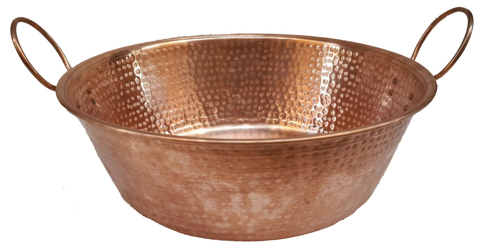 Egypt gift shops Polished Copper Basin Foot Massage Relaxing Soothing Therapy Pedicure Spa Bride Beauty Salon