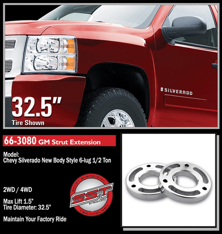 ReadyLift 66-3080 1.5 Leveling kit