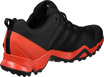 39fa11a2d adidas Men's Terrex Ax2r GTX Low Rise Hiking Boots: Amazon.co.uk ...