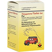 THIOGAMMA Turbo Set Pur Injektionsflaschen 50 ml