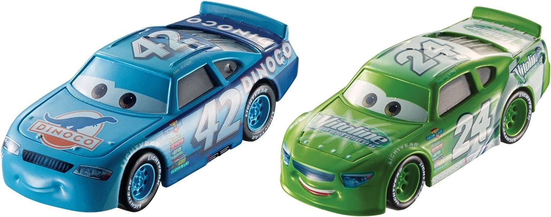 Disney Cars 3 Cast 1:55 Cars Doppelpacks 2017:Sterling /& Cruz Ramirez Selezione Veicoli Modelli Doppio Pack