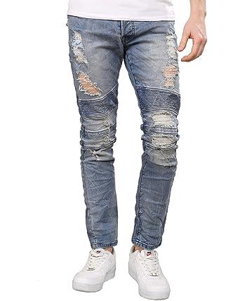fc46e2376f4ff0 Red Bridge Men Jeans Straight Fit Jeans Anton  Amazon.co.uk  Clothing