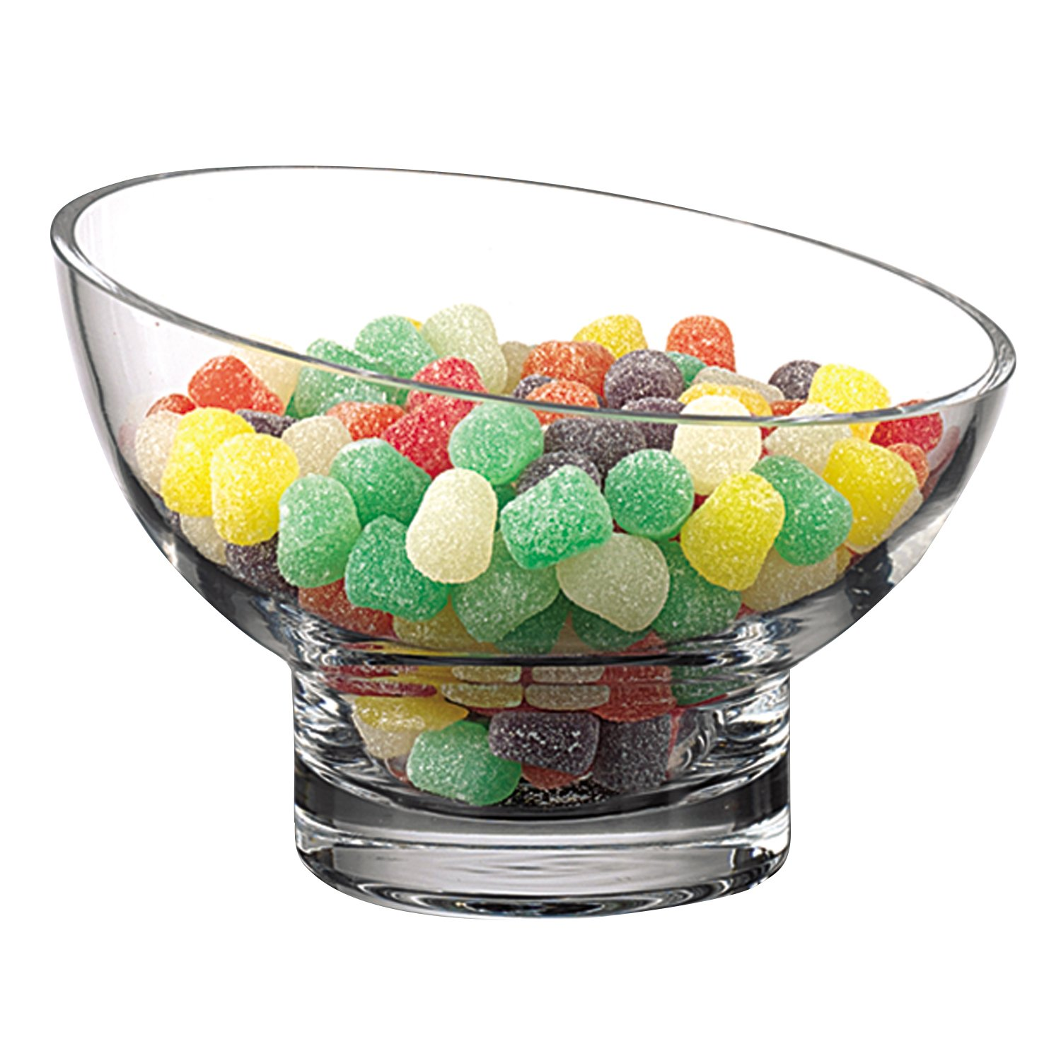Centerpiece Jupiter Trifle Fruit Bowl D Lead Free Crystal Glass