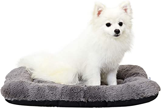 Anwa Puppy Dog Bed Small Dogs Washable Dog Crate Bed Cushion Dog Crate Pad Small Dogs 24 Inch Amazon Co Uk Pet Supplies