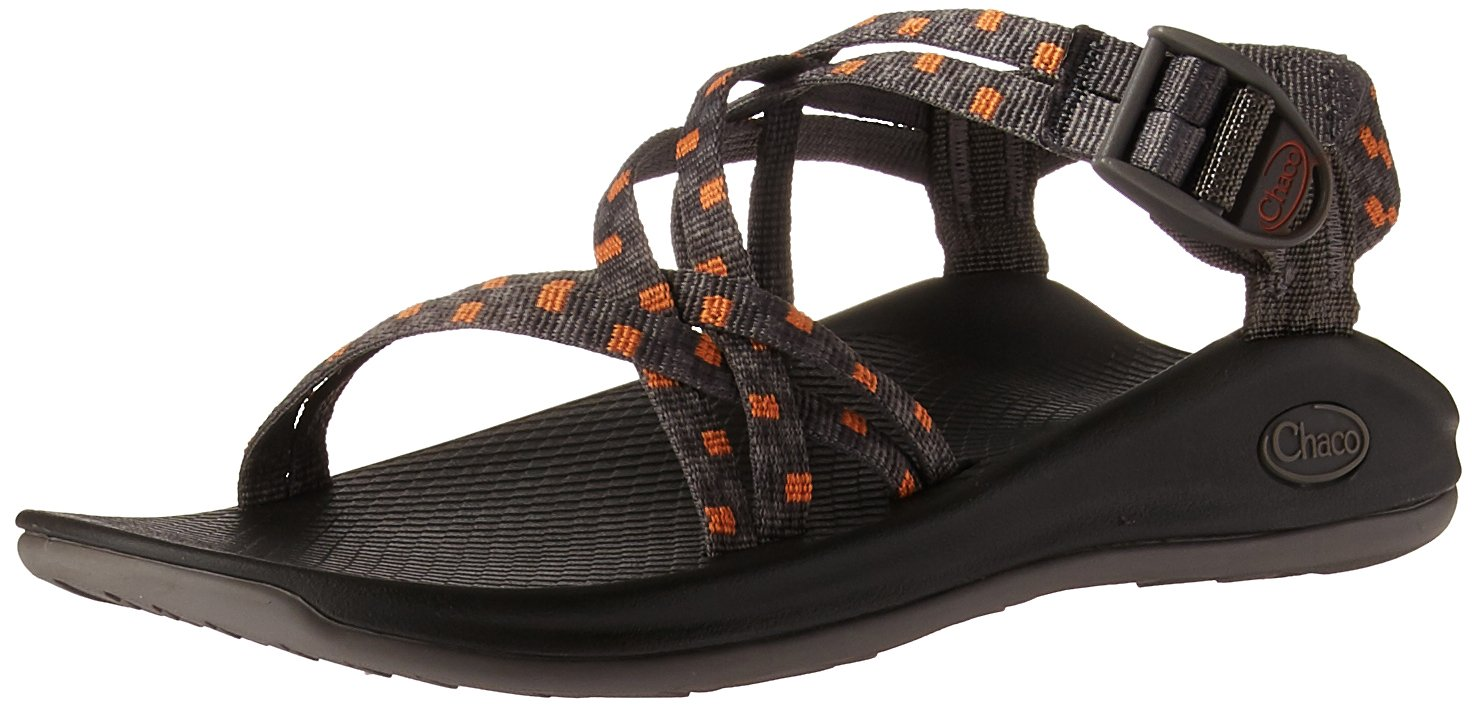 Chaco Women's Z Eddy X1 Sport Sandal B074KR382X 9 B(M) US|Cipher Gold