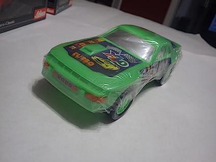 Tagoplast S. A. (El Salvador) Green Porsche 944 (Turbo Porsche) Plastic 1: