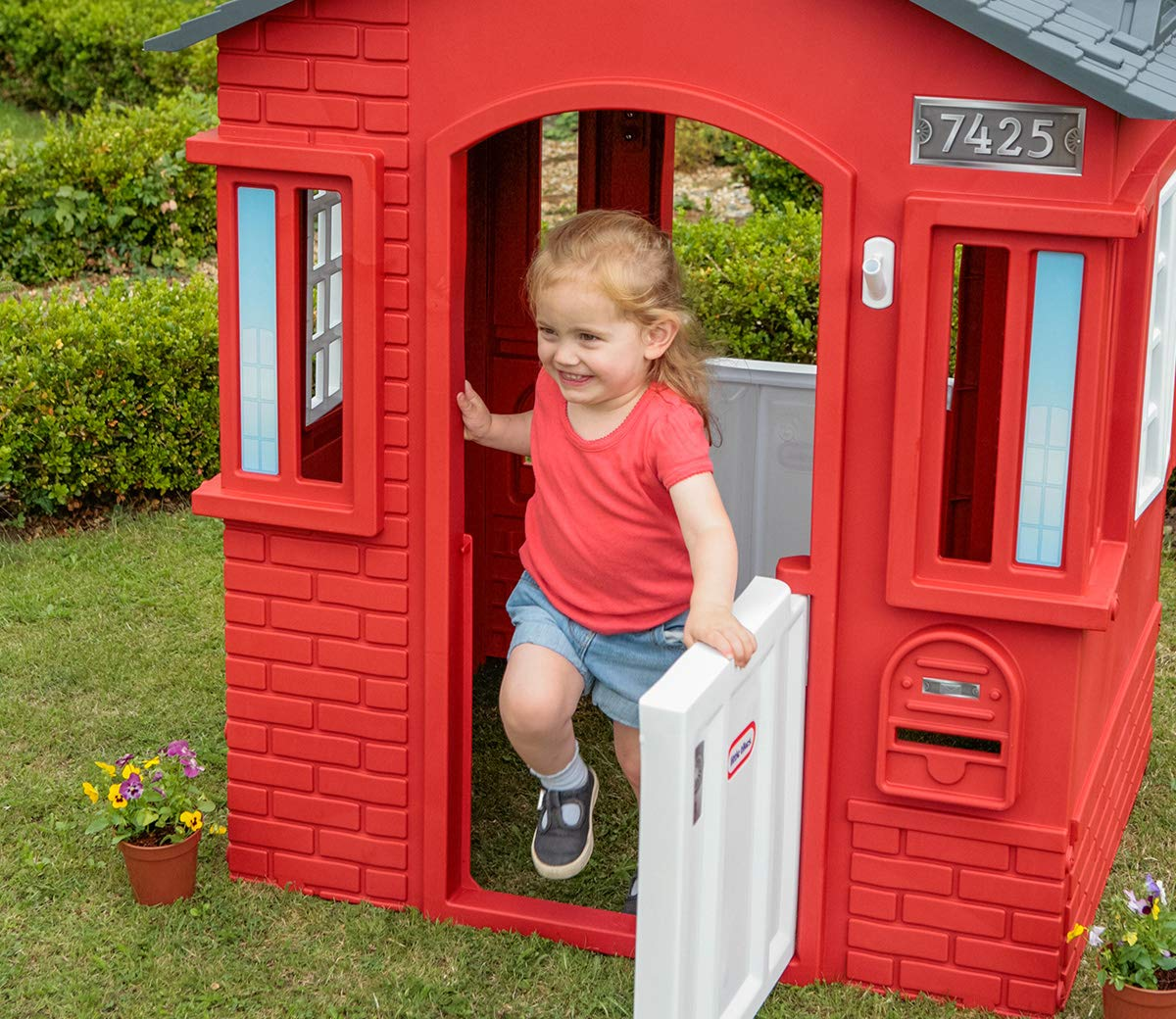 Little Tikes Cape Cottage, Red by Little Tikes (Image #7)
