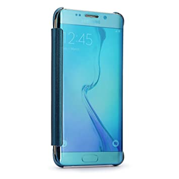 clear view cover s6 edge plus