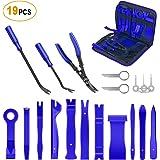 GOOACC - GRC-49 Conjunto de ferramentas de remoção de acabamento e alicate removedor de estofados de nylon conjunto de remoçã