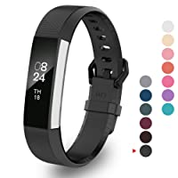 GreenInsync Fitbit Alta Bands and Fitbit Alta HR Bands, Newest Adjustable Sport Strap Replacement Bands for Fitbit Alta/Fitbit Alta HR/Fitbit Ace Smartwatch Fitness Wristbands