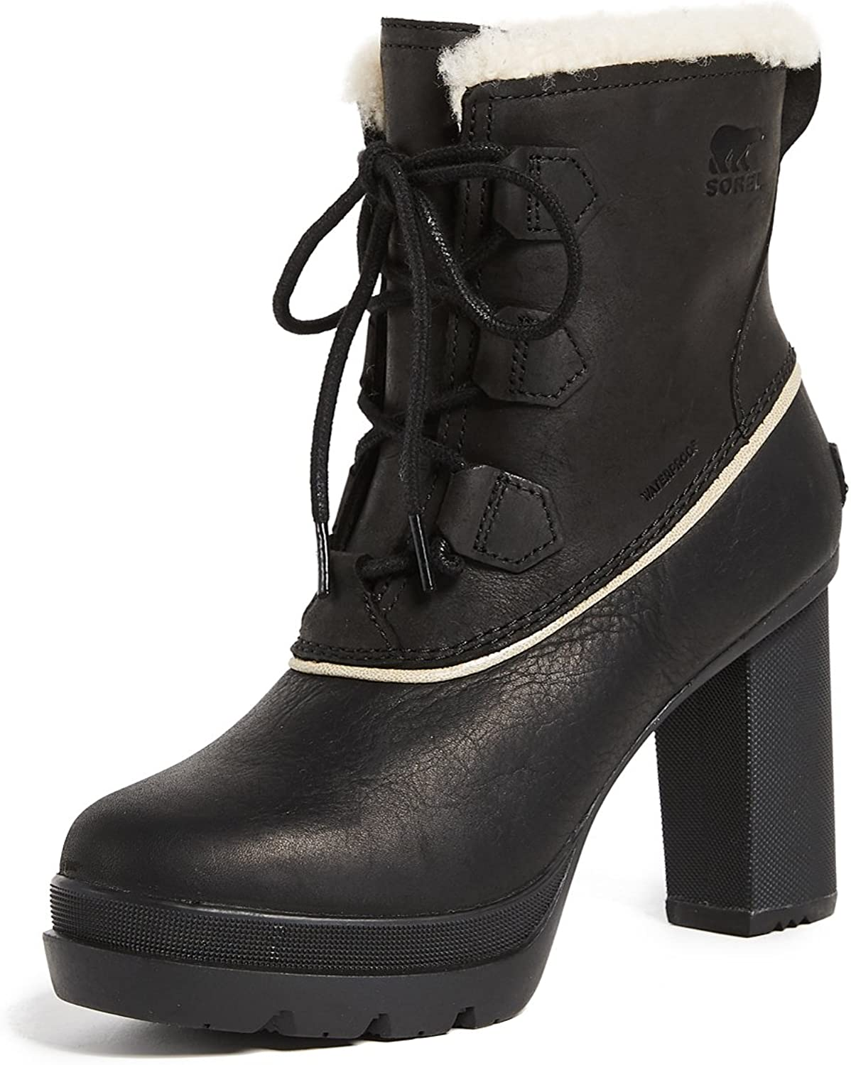 Sorel Womens Dacie Lace Booties