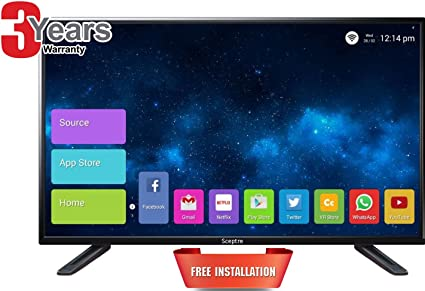 Sceptre 50 inches Full HD- Full Smart Android LED TV: Amazon in