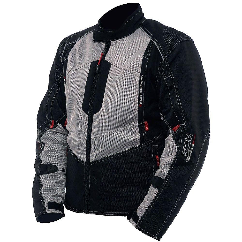 SEDICI Alexi 3 Season Mesh Motorcycle Jacket - LG, Gray/Black