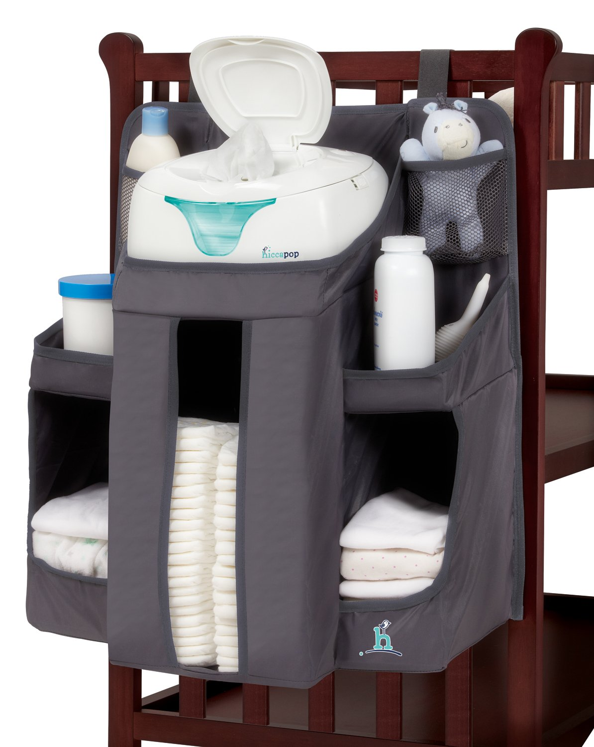 Amazon Com Badger Basket Baby Changing Table With Six