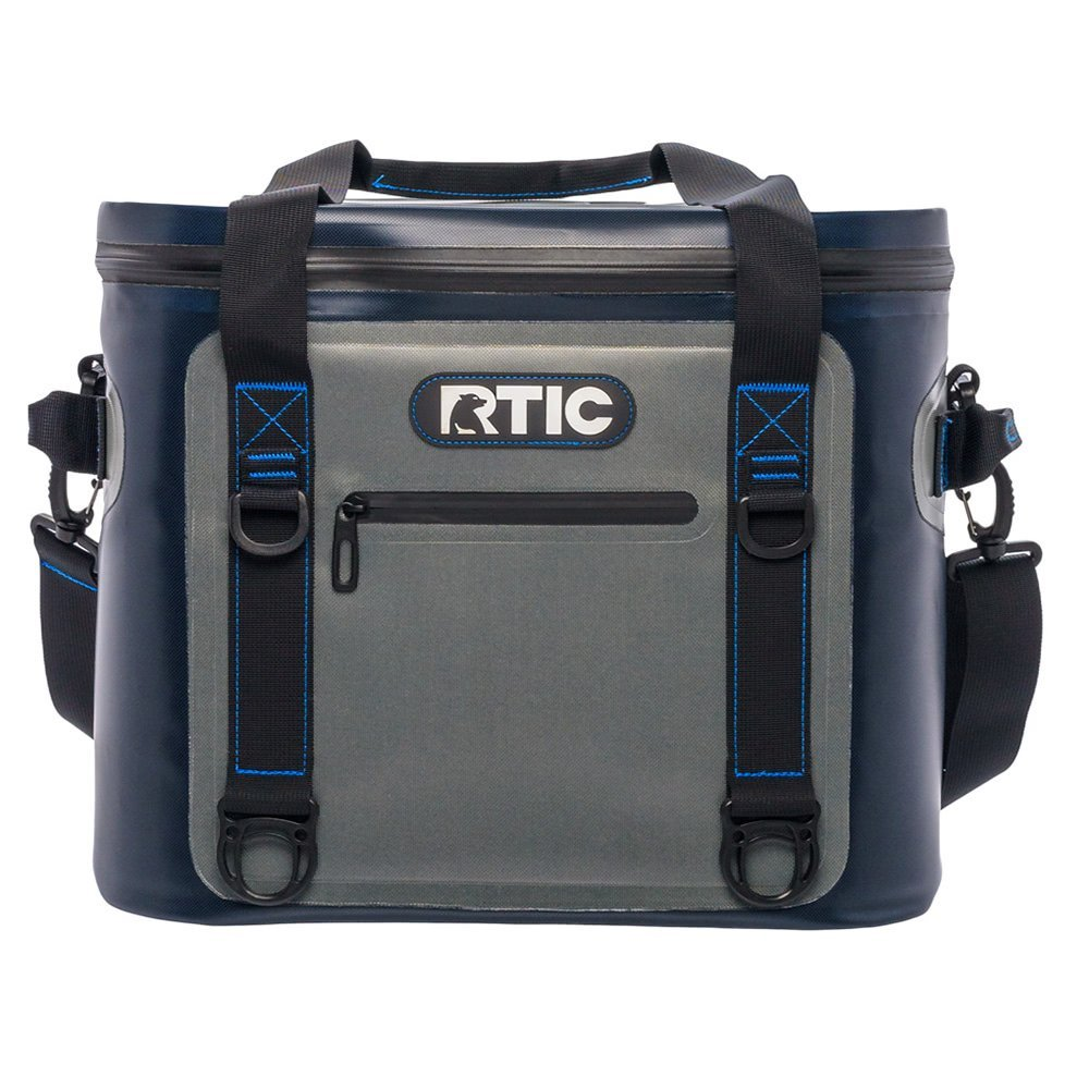 RTIC Soft Pack 30 - Blue / Grey by RTIC (Image #2)