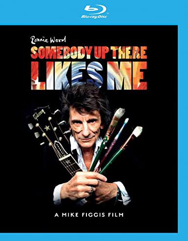 Ronnie Wood : Somebody Up There Likes Me [Blu-ray]