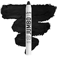 NYX PROFESSIONAL MAKEUP Jumbo Eye Pencil, Eyeshadow & Eyeliner Pencil - Black Bean (Packaging May Vary)