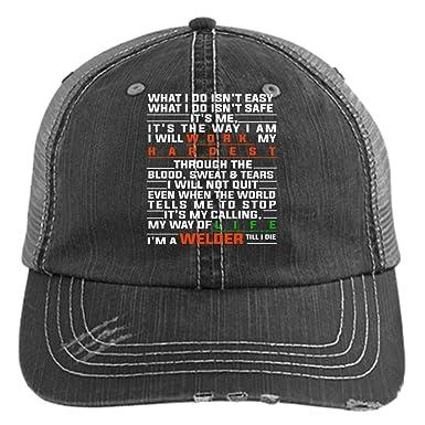 2114eeb761d I m A Welder Knit Cap