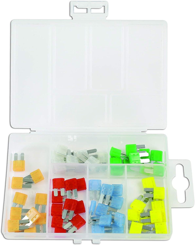 Connect Atelier consommables 36831/Mini fusible /à lame 2/A Lot de 5