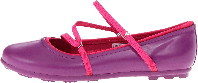 Chooka Womens Chantal Skimmer Purple Flat 10 M