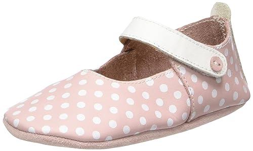 Bobux Rosa Mit Weißen Tupfen, Mocasines para Bebés: Amazon.es: Zapatos y complementos