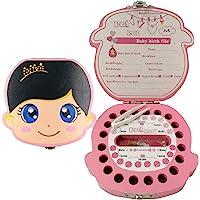Baby Tooth Fairy Keepsake Box - Girls