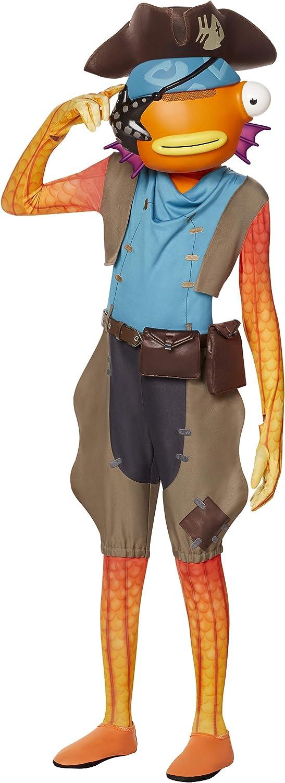 Spirit Halloween Boys Fortnite Fishstick Pirate Costume
