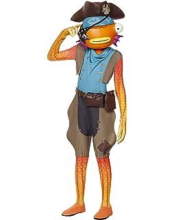 Amazon Com Spirit Halloween Adult Fortnite Crackshot Costume Clothing