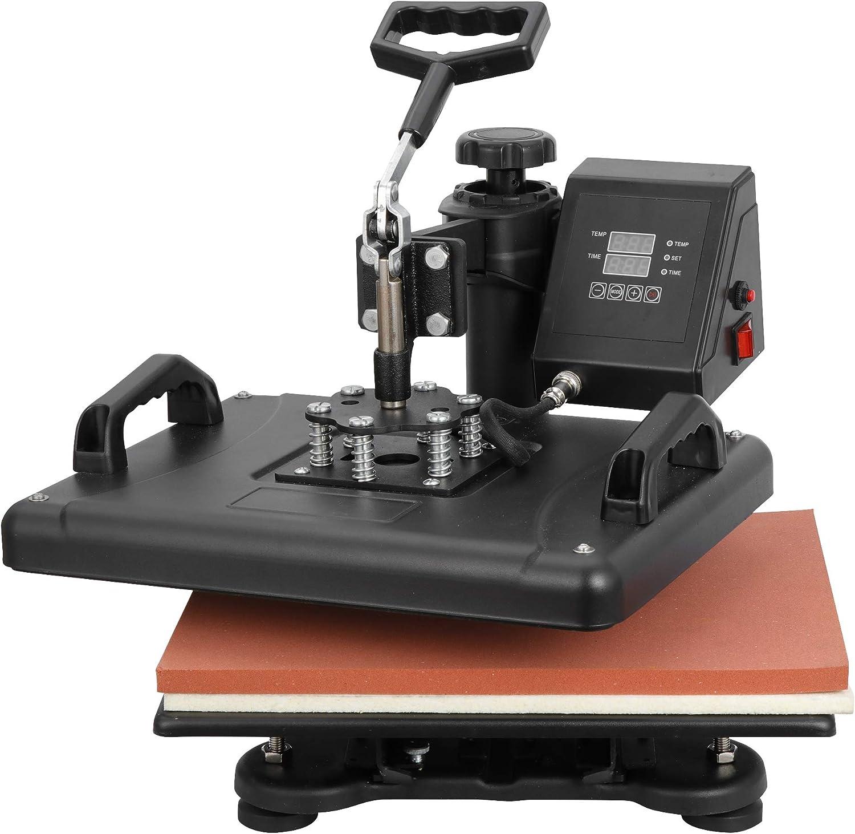 ZENY Upgraded Professional Digital T-shirt Heat Press Machine